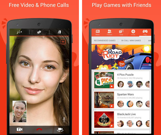 Best Free Video Calling Apps for Android | floriflinso